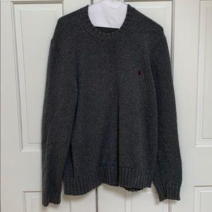Polo Crew Neck Sweater